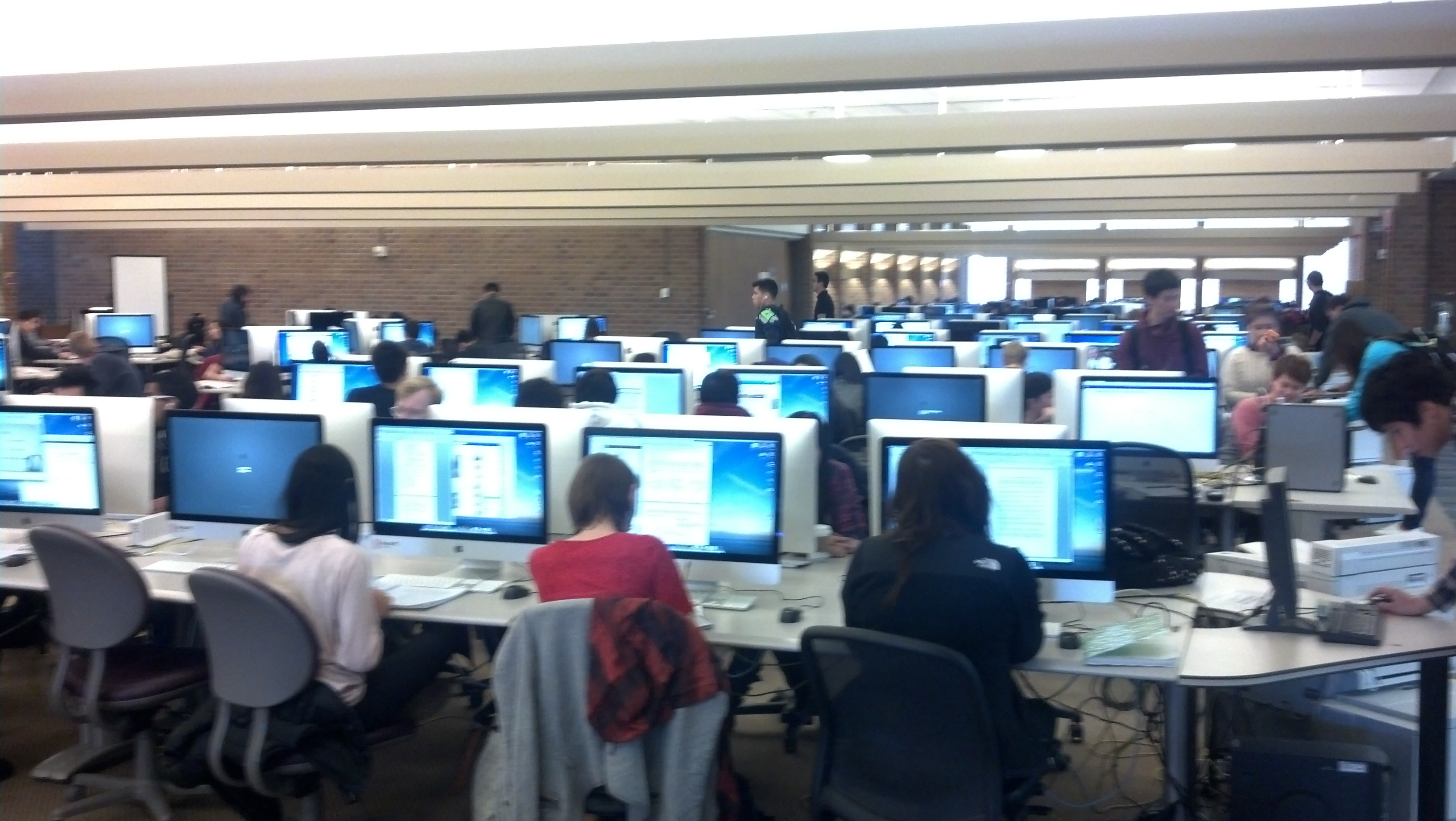 Odegaard Learning Commons