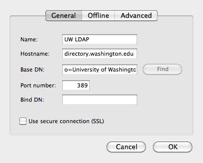 UW-LDAP