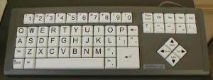 BigKeysLX keyboard