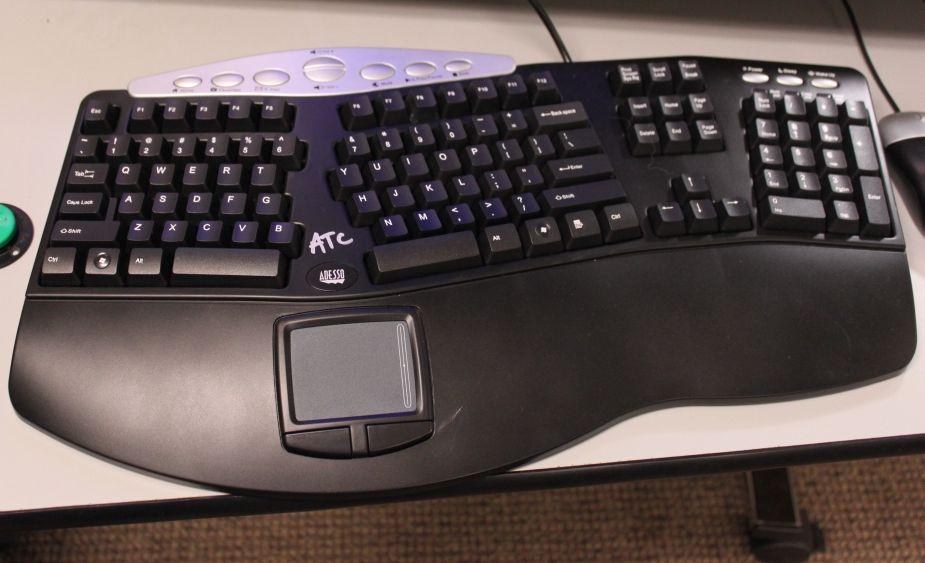 Adesso Tru Form Pro Contoured Ergonomic Keyboard