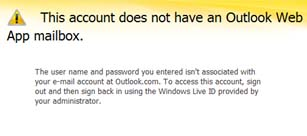 hotmail-error