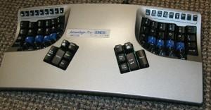 Kinesis Advantage Pro keyboard