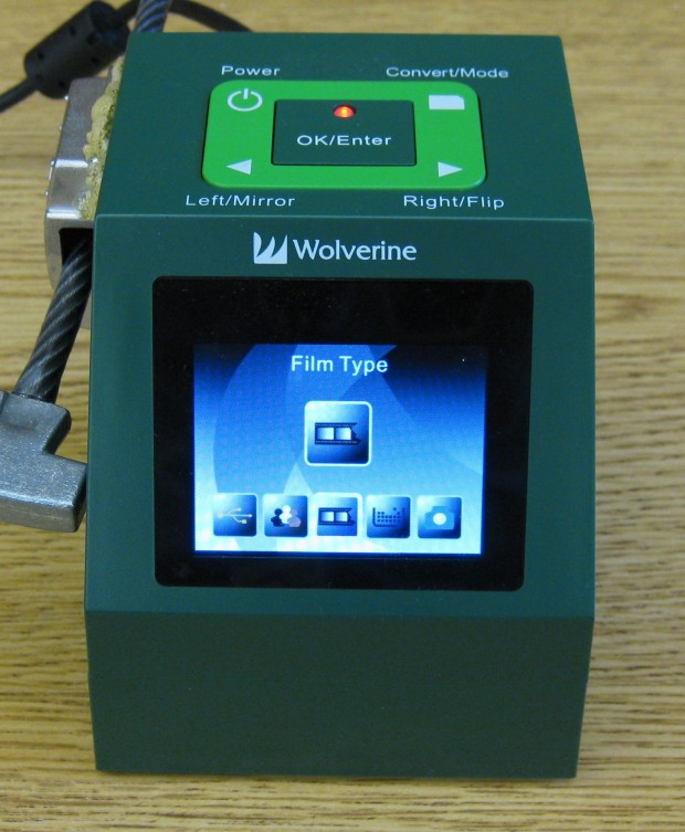 Image of Slide Scanner