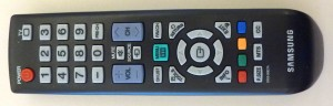 Picture of Samsung TV Remote