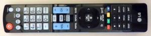 Picture of Media Scape LG TV Remote