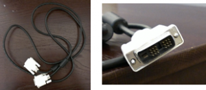 Picture of DVI Cable