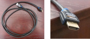 Picture of HDMI Cable