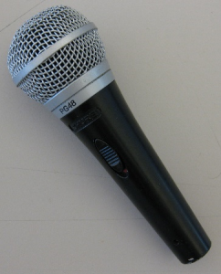 Picture of Shure Microphone