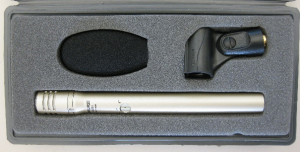 Picture of Small Shure Microphone Case Contents