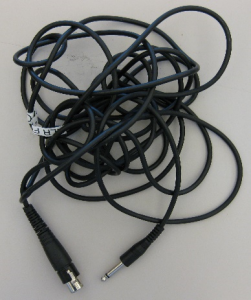 Picture of XLR to 1/4 Inch Cable
