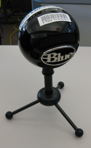 Picture of Snow Ball Microphone Front