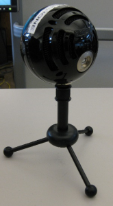 Picture of Snow Ball Microphone Back