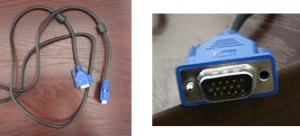 Picture of VGA Cable