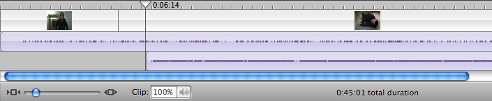 AudioTimeline