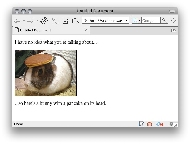 Image of Bunny Online