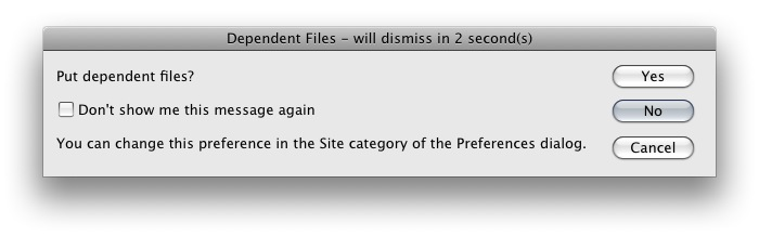 Image of Dependent Files Box