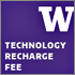 Technology Recharge Fee logo