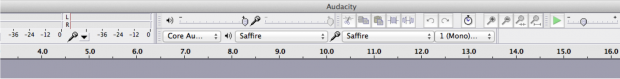 audacity 1 basic recording