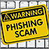 Phishing Scam warning