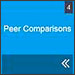 Peer Comparison tile