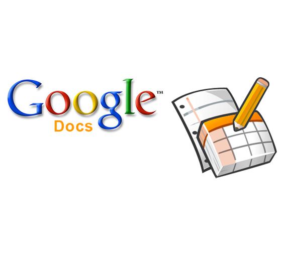 Google Docs graphic