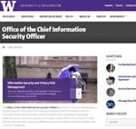 CISO website