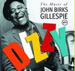 Dizzy Gillespie album cover