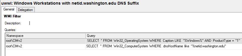 uwwi_ Windows Workstations with netid.washington.edu DNS suffix