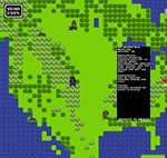 Screenshot from Climate Quest video game