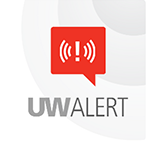 logo for UW Alert