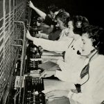 phone operators circa 1922