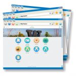 Browser with Workday screenshot
