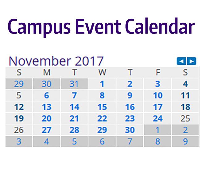 Campus Event Calendar