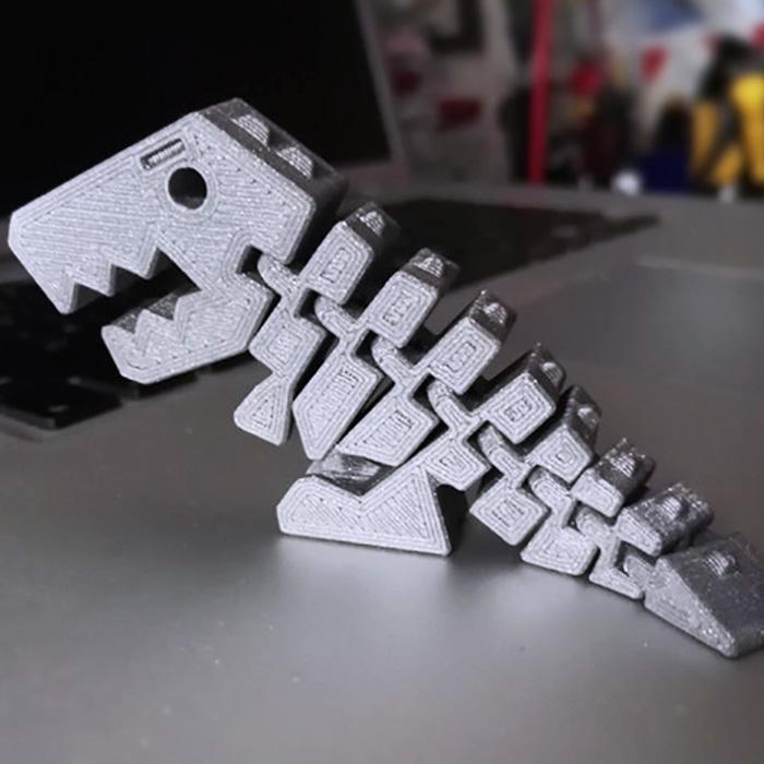 3-D dinosaur, Flexi Rex
