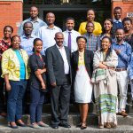 First cohort of Evans School students in IPPHL program