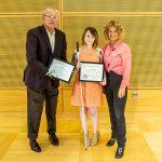 Trailblazer awards with DO-IT Director