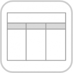 Strategy on a Page icon