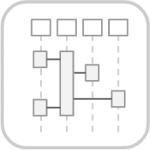 Interaction Diagram icon