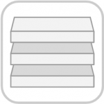 Pace Layers icon