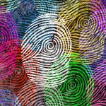 Diversity identity and privacy concept