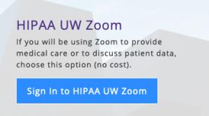 HIPAA SignIn